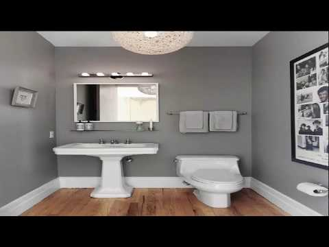 Bathroom Remodel Ideas Gray And White