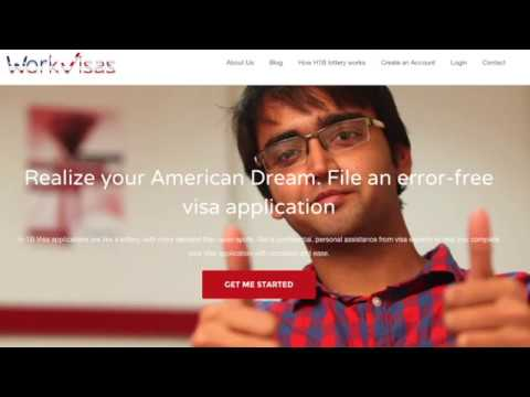 Work Visas - Employee Tutorial