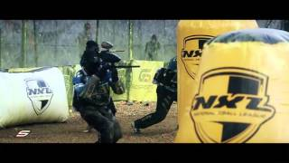 2016 NXL Las Vegas Open Paintball Video