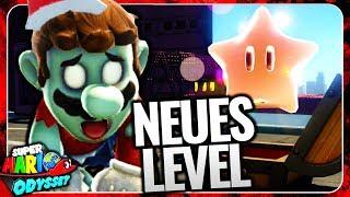Komplett neues Mario Odyssey Level! 🔥 Super Mario Odyssey Custom Level Mod