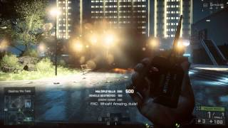 Battlefield 4 - Destroy The Tank PC 1080p ULTRA SETTINGS 3X XFX HD7950 CrossFireX