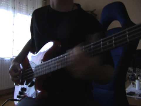 Franz Ferdinand - Evil Eye (Bass Cover) mp3