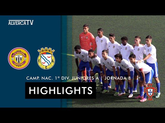 CD Nacional 3-1 FC Alverca | Highlights