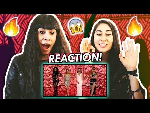 Pitbull, Fifth Harmony - Por Favor | Reaction