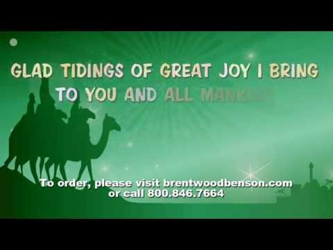 While Shepherds Watched Their Flocks (Lyric Video) | Jesus Means Christmas to Me [Simple Kids]