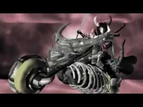 FJ: Dominator X trailer - Unreleased British CGI movie based on a manga