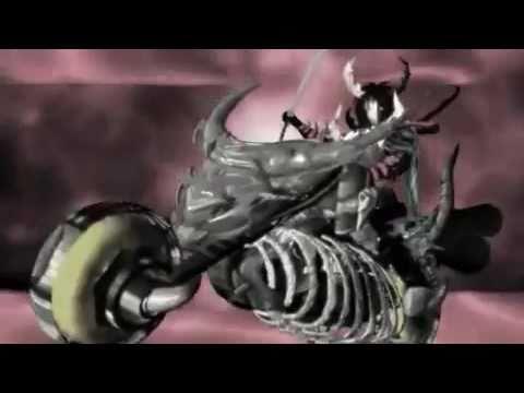 FJ: Dominator X trailer - Unreleased British CGI movie based on a manga