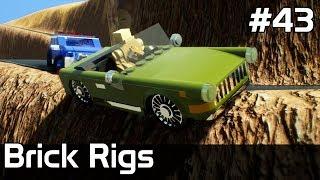 Brick Rigs PL [#43] WYŚCIG Uliczny KANION & POLICJA /z Plaga