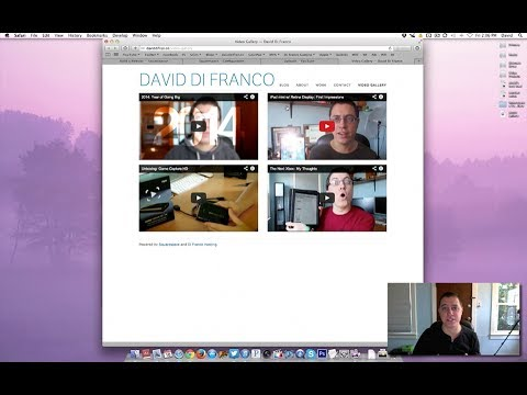 How to Create a Video Gallery Using Squarespace