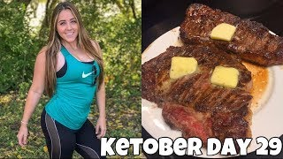 KETOber Day 29 | My Favorite Keto Meal | THANK YOU