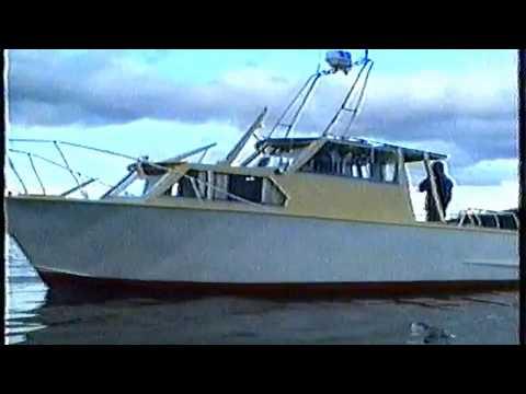 Boating Tasmania, Bruny Island, Derwent River