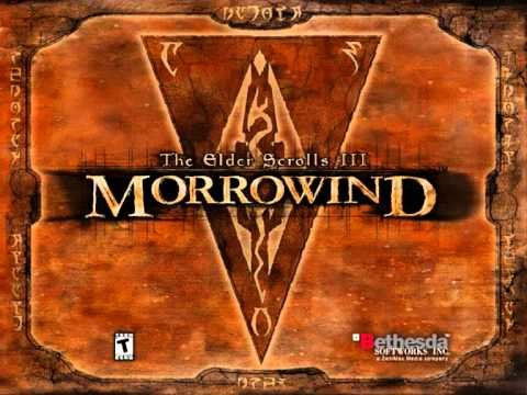 Morrowind Theme Metal Cover