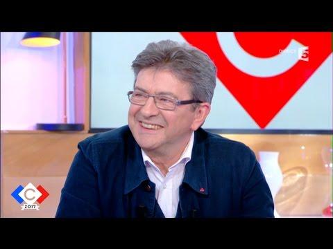 MÉLENCHON : «LA CONSTITUTION DE LA 5E RÉPUBLIQUE EST DANGEREUSE»