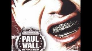 Paul Wall - Sittin Sideways (Chopped & Screwed)