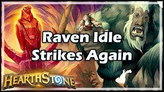 [Hearthstone] Raven Idle Strikes Again - Tavern Brawl #149