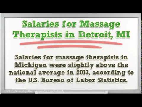 Massage Therapy Schools in Detroit | MI Therapist Certification