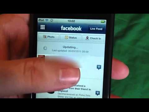 Nokia C3-00 Wifi test
