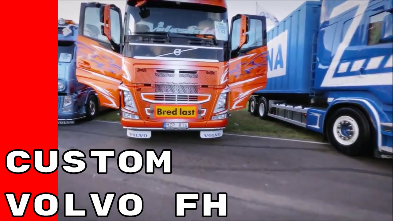 Custom Volvo FH