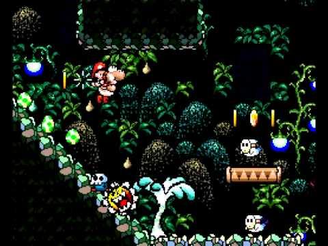 Yoshi Island Theme Cave