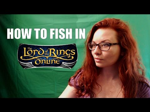 How To Fish In LOTRO - In HD