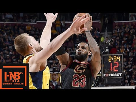 Cleveland Cavaliers vs Indiana Pacers Full Game Highlights / Game 7 / 2018 NBA Playoffs
