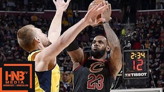 Cleveland Cavaliers vs Indiana Pacers Full Game Highlights / Game 7 / 2018 NBA Playoffs thumbnail
