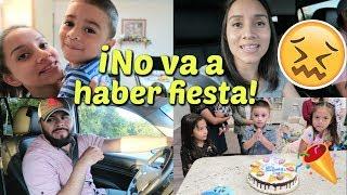 ESTRESADA! ESTRESADA! CANCELE LA FIESTA😣 | NuestraFamiliaTV