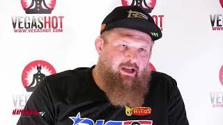 Roy Nelson on CM Punks UFC 225 FIght