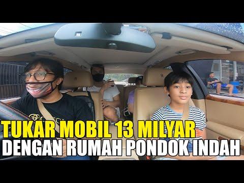 Andre Jatuh Cinta Dengan Mobil 13 Milyar Sultan Andara