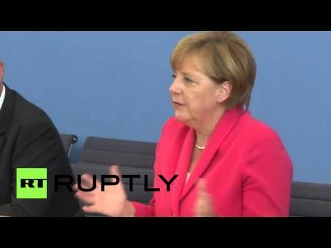 Germany: Donbass autonomy law must have support of DPR and LPR - Merkel