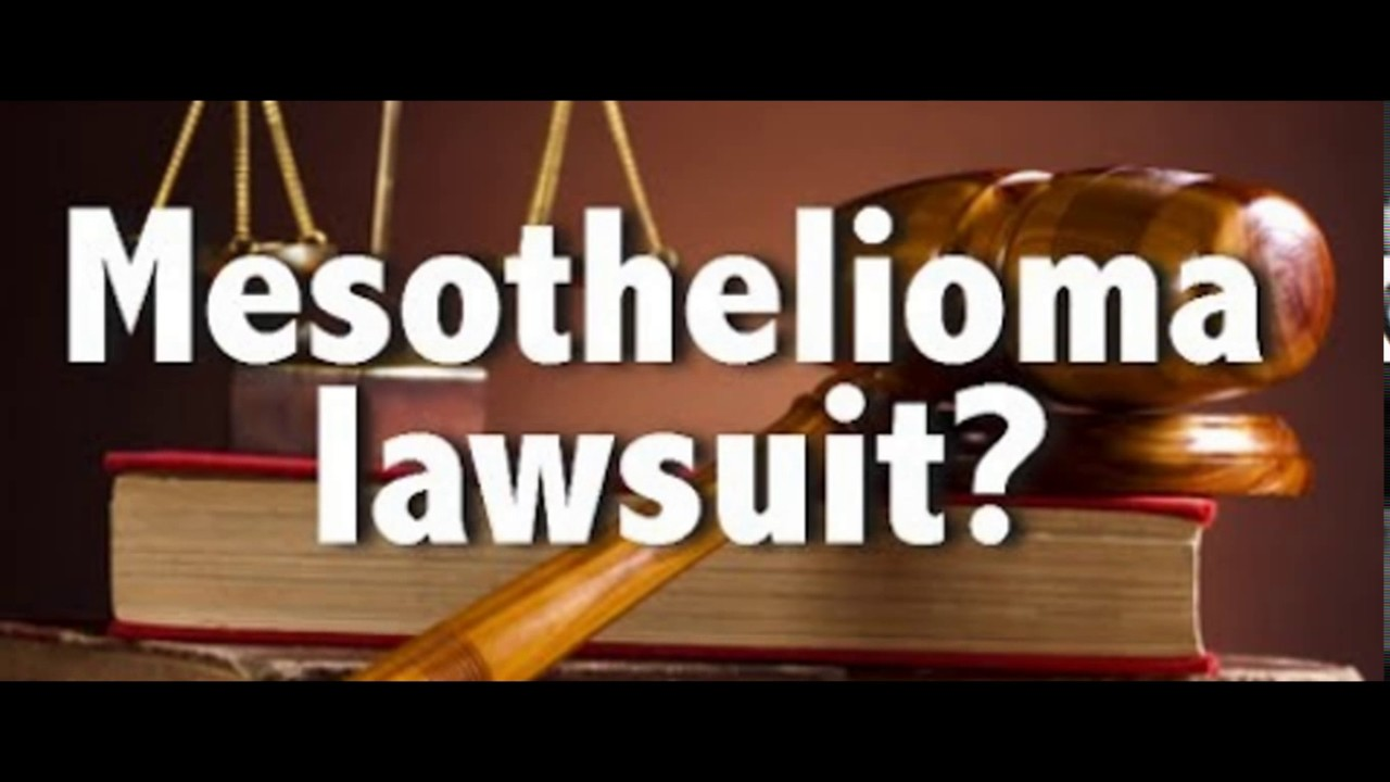 Mesothelioma lawsuit - Mesothelioma Law Firm