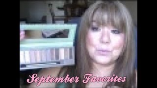September 2012 Makeup and Jewelry Favorites Thumbnail