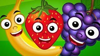 Meyveler ve Sebzeler ile Renkleri Öğreniyorum