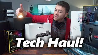 Massive Random Tech Haul!