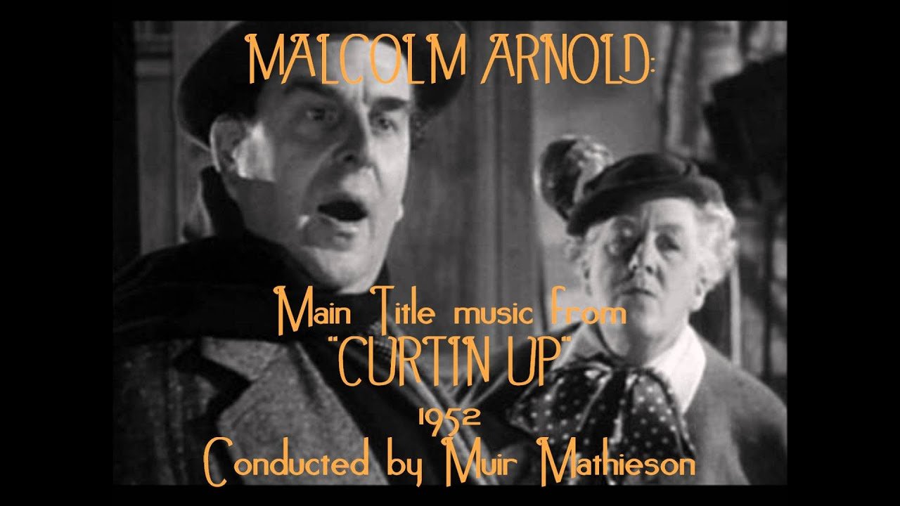 Malcolm Arnold: Title music from