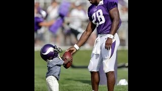 Adrian Peterson's Son Dies After Assault -Review