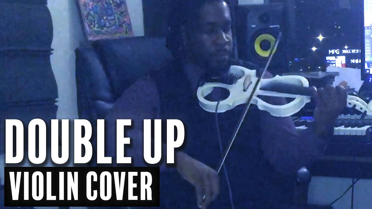 Double Up - Nipsey Hussle, Dom Kennedy (Violin Cover by Marvillous Beats)