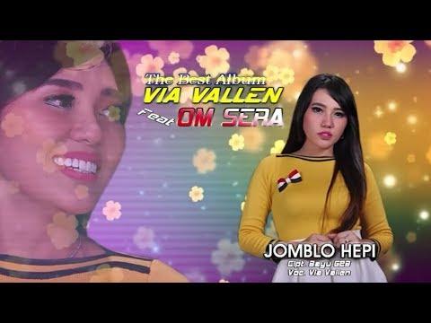 Jomblo Hepi karaoke tanpa Vocal Via Vallen