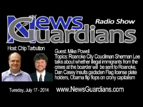News Guardians Radio 07-17-14