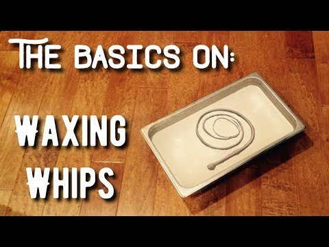 The Basics On: Waxing Whips