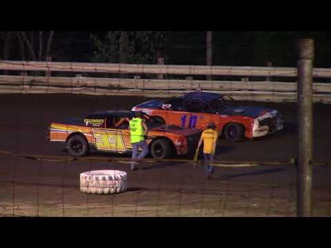 Hummingbird Speedway (5-26-18): Sunny 106.5 FM Pure Stock Feature