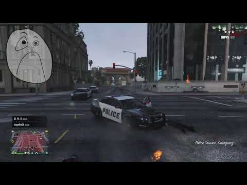 GTA LOBBY TAKEOVER!!!! - Killing People On GTA With Friend (TryHards) (RageQuit)