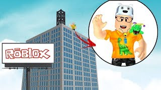 ROBLOX: INVADI THE BUILDING OF THE CREATORS OF ROBLOX!! -Play Old man