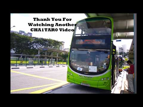 MRT Replacement Bus Shuttle (Shuttle 11) Timelapse