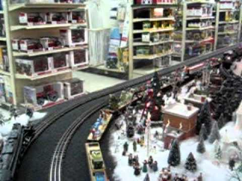 Blackstone Va Model Train Display Youtube