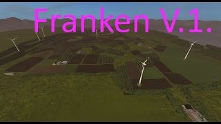 "[""FRANKEN FS2017"", ""Map Vorstellung Farming Simulator Ls17""]"