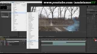 Как вставить футаж в видео - Adobe after effects(Привет, друзья! Расскажу вам в этом ролике что такое футажи и как ими пользоваться в своих видео ПОДПИШИТЕС..., 2014-04-01T12:20:36.000Z)