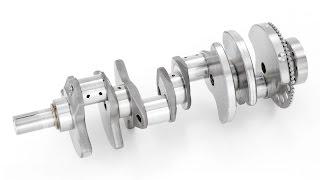 видео Особенности конструкции двигателя