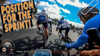 How to get on the PRO SPRINT LEAD OUT! - 2020 Tour de Murrieta Pro/1/2