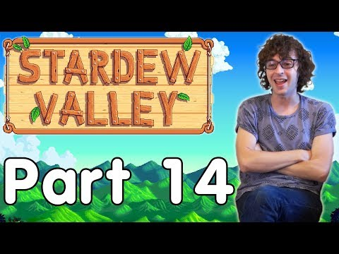 Stardew Valley - Chicken Coop Day?! - Part 14